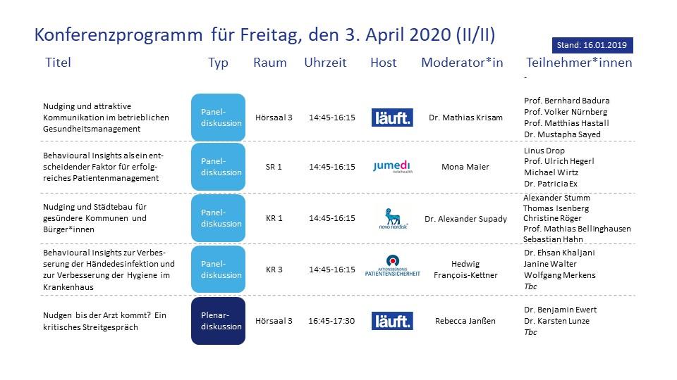 Nudge2020_Konferenz_läuft_Programm Freitag II