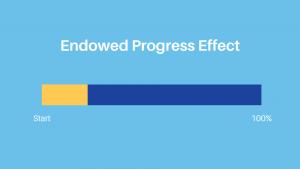 """Der """"Endowed Progress Effect"""" in DiGAs: Damit eure User die Aufgaben eurer Applikation beginnen und auch beenden"""