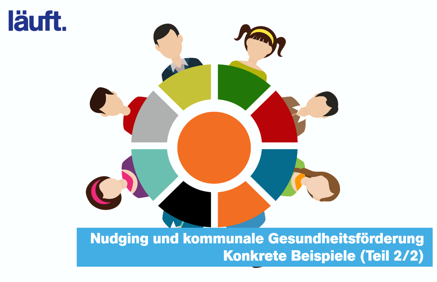 Kommunale Gesundheitsförderung durch Nudging – Konkrete Empfehlungen im Kontext von Bewegung und Ernährung