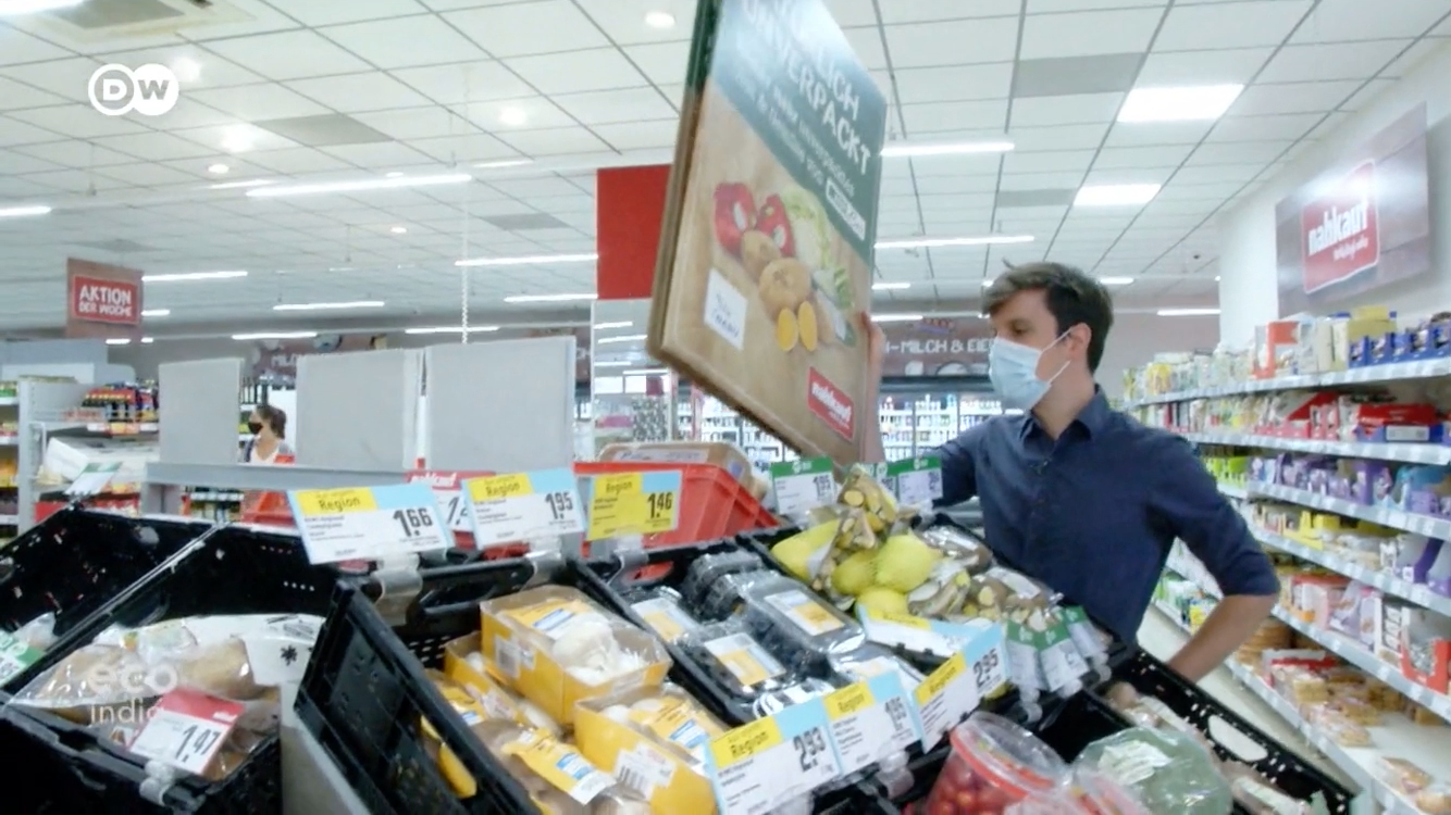 Kann Nudging nachhaltiges Verbraucherverhalten fördern? | Beitrag der Deutschen Welle