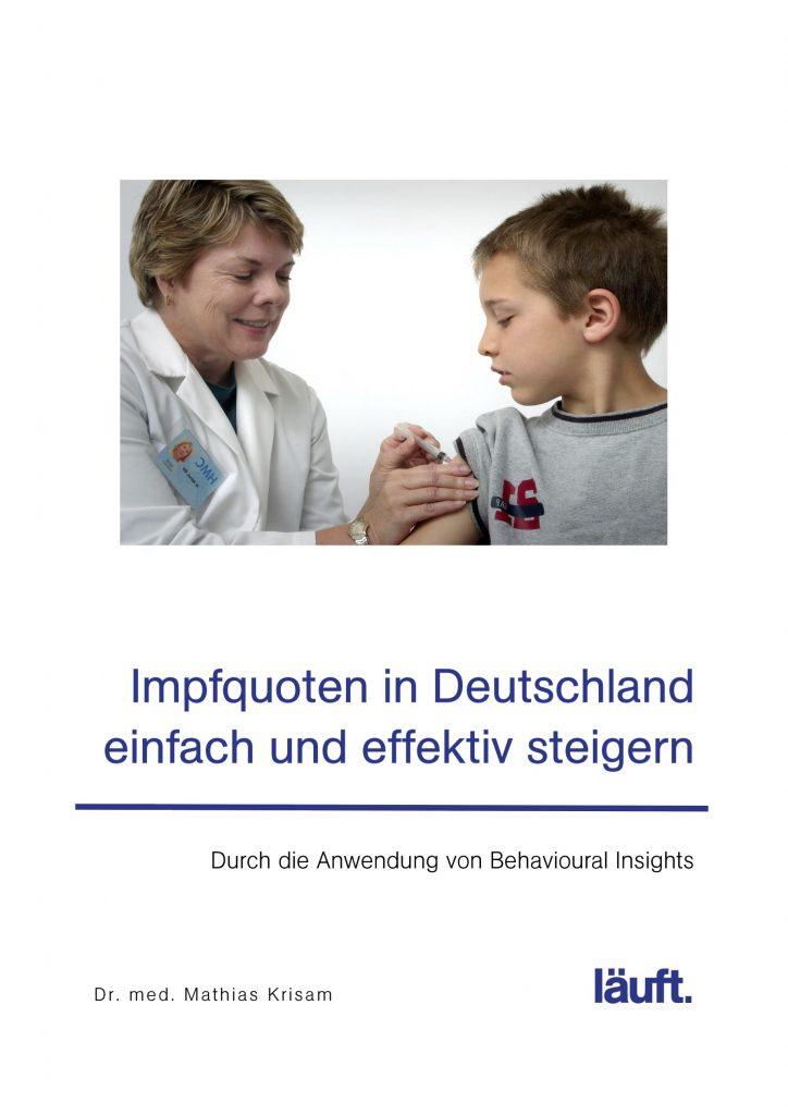 White Paper zu Impfquotensteigerung