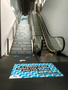 Weltdiabetestag #treppegehtimmer