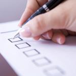 Rücklaufquoten Krankenversicherung_Checkliste