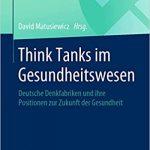 Thinktanks im deutschen Gesundheitswesen_läuft