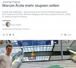 ÄrzteTag Podcast_läuft